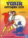 Bandes dessinées - Yorik - Yorik - Kapitein der zeeën
