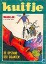 Comics - Mr Magellan - de opstand der giganten