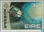 Timbres-poste - Irlande - Europe – Espace