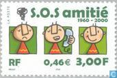 Postage Stamps - France [FRA] - Telephone assistance service