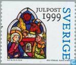 Postage Stamps - Sweden [SWE] - Julpost multicolor