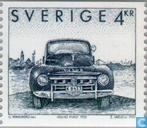 Postage Stamps - Sweden [SWE] - Swedish cars