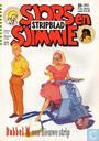 Strips - Sjors en Sjimmie Stripblad (tijdschrift) - Nummer  23