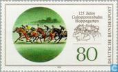 Postage Stamps - Germany, Federal Republic [DEU] - Racecourse Berlin 1868-1993
