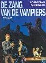Strips - Zang van de vampiers, De - Invloeden