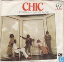 Vinyl records and CDs - Chic - Le freak