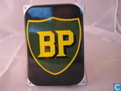 Emaille Reklamebord ''BP;;
