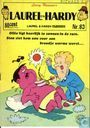 Comic Books - Laurel and Hardy - stan is ziek