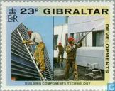 Briefmarken - Gibraltar - Project