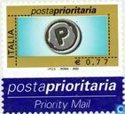 Postage Stamps - Italy [ITA] - Priority