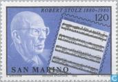 Briefmarken - San Marino - Robert Stolz