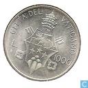 Coins - Vatican - Vatican 1000 lire 1978