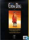 Strips - Lance Crow Dog - Rood hart - gele haren