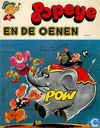 Strips - Popeye - Popeye en de oenen