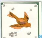 Ansichtkaarten - 3D kaarten - Iris vouwen