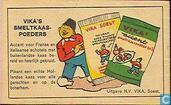 Strips - Vika, het beroemde kaasmanneke - Vika's grote wereldreis