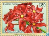 Postage Stamps - United Nations - Geneva - Endangered Plants
