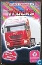 Brettspiele - Quartett - Trucks