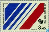 Timbres-poste - France [FRA] - Air France