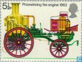 Postzegels - Groot-Brittannië [GBR] - Brandweer