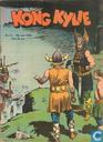 Bandes dessinées - Kong Kylie (tijdschrift) (Deens) - 1955 nummer 21