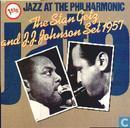 The Stan Getz & J.J. Johnson set 1957 Jazz at the Philharmonic