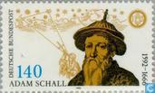 Postage Stamps - Germany, Federal Republic [DEU] - Bell, Johann Adam Schall von 400 years
