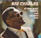 Platen en CD's - Robinson, Ray Charles - All time great country & Western Hits