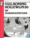 Comic Books - Koning Hollewijn - De marsmannetjes