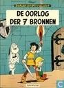 Bandes dessinées - Johan et Pirlouit - De oorlog der 7 bronnen