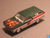 Voitures miniatures - Johnny Lightning - Chevrolet El Camino Station 'Coca-Cola'