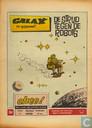 Strips - Galax - De strijd tegen de robots