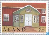 Timbres-poste - Åland [ALA] - Vérandas