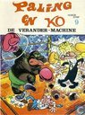 Comic Books - Mort & Phil - De verander-machine