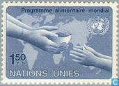 Timbres-poste - Nations unies - Genève - Programme alimentaire mondial
