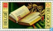 Timbres-poste - Belgique [BEL] - International Federation of Library Associations