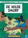 Strips - Smurfen, De - De wilde smurf