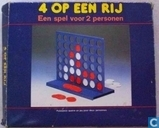 Board games - Vier op 'n rij - 4 op een rij