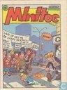 Strips - Minitoe  (tijdschrift) - 1990 nummer  35
