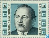 Postzegels - Oostenrijk [AUT] - Egon Friedell,