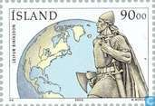 Postage Stamps - Iceland - America Discovery 1000-2000