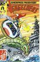Comic Books - Avengers, The [Marvel] - Schaduwen van een toekomstig verleden