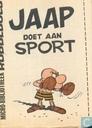 Jaap doet aan sport