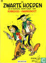 Comics - Spirou und Fantasio - De zwarte hoeden en 3 verdere avonturen van Robbedoes en Kwabbernoot