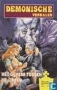 Comic Books - Demonische verhalen - Het geheim tussen de lippen