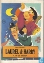 Bandes dessinées - Laurel et Hardy - In de knoop
