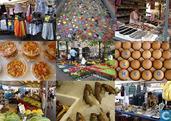 Ansichtskarten  - Almelo - Almelo markt