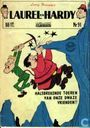 Comic Books - Laurel and Hardy - de slaappil
