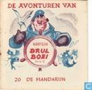 Bandes dessinées - Kapitein Brul Boei - De mandarijn