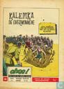 Comics - Floris, de dolende ridder - Kalenka de overwonnene
